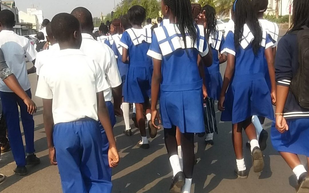 Nekacheya School Fundraising walk 7th October