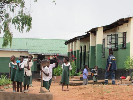 Samoonga Combined Secondary School