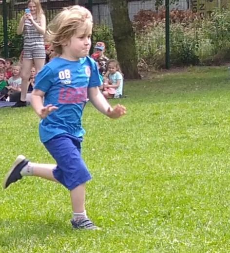 We have a Great North Mini Runner!