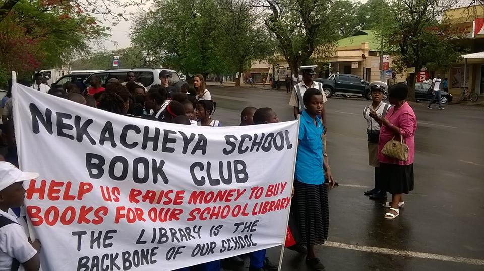 Congratulations to everyone who took part on the Nekacheya sponsored walk in Livingstone on Saturday