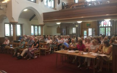 Support from U3A meeting