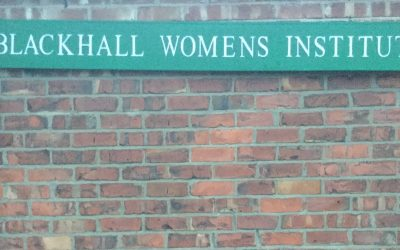 Return visit to Blackhall Womens Institute