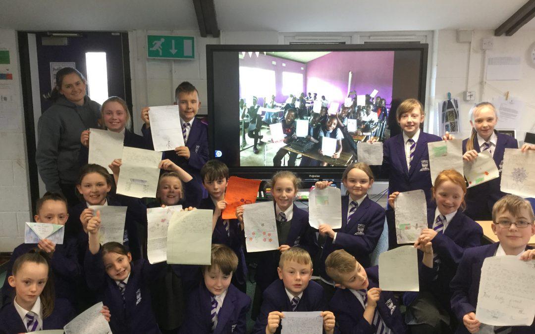 Thanks again to Cramlington Village Primary School