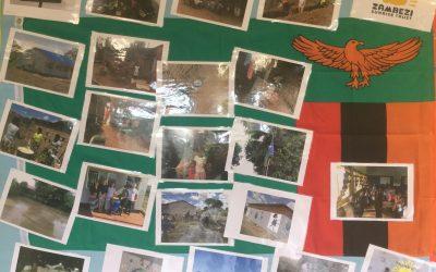 Visit to Rothbury, Northumberland school