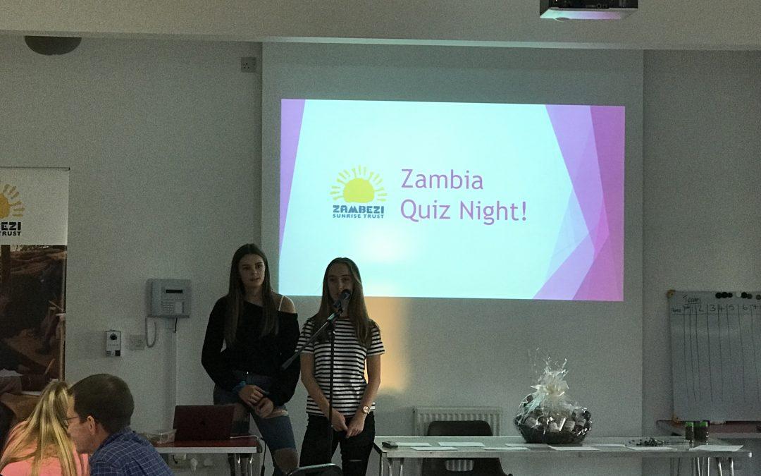 Quiz night fundraiser in Newcastle