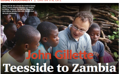 Counsel Magazine article features trustees and Zambezi Sunrise