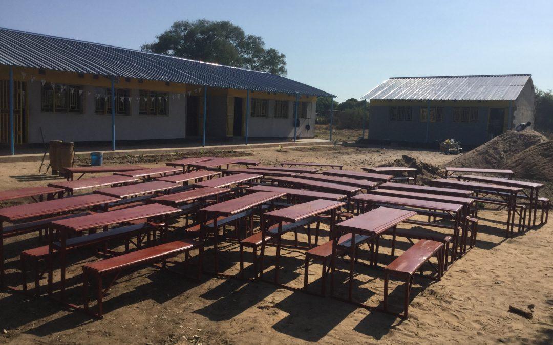 Australian School donation