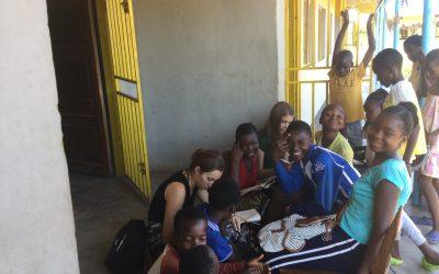 Belgian fundraiser to buy textbooks for Linda Community School.