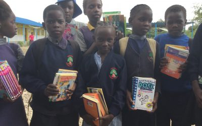 More books, uniforms and cards from Hesleden Primary School