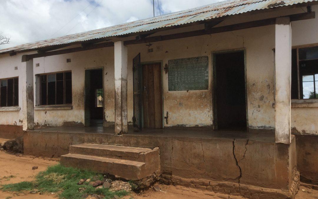 Assistance to Njokomalomo Government Basic School