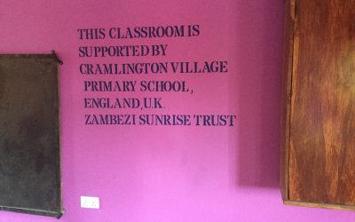 Support from Cramlington Village Primary School