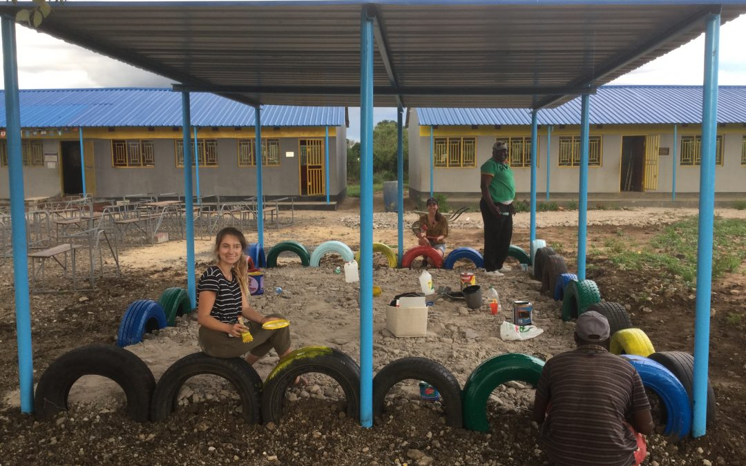New shelter at Linda Community School
