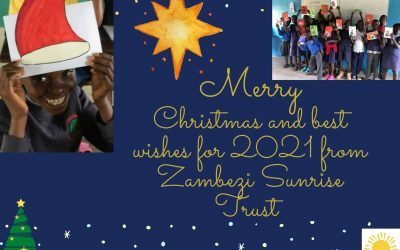 Merry Christmas from Zambezi Sunrise Trust