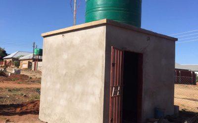 Vegetable irrigation at Nekacheya.