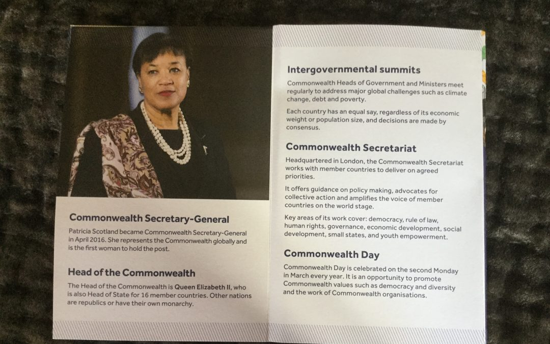 Secretary-General of the Commonwealth to open new classroom