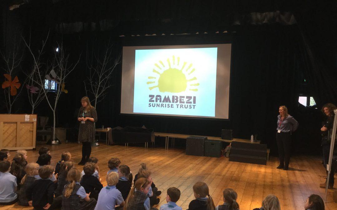Visit to Dame Bradbury's School, Essex