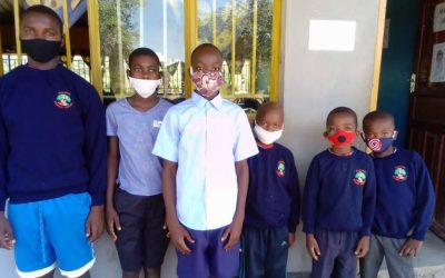Hesleden uniform donation gets to Zambia!