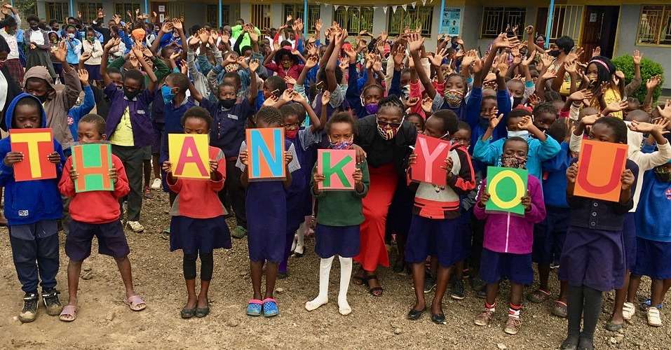 The Walk For Water ends, beats target and will fund water storage at Linda Community School