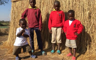 Physical donations making a difference in Zambia and the U.K.
